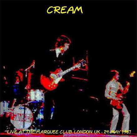 Cream - Cream Live At Klooks Kleek